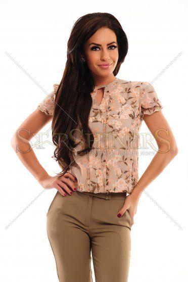Bluza LaDonna Modern Daisy Brown