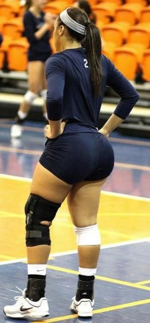 Tight spandex shorts pawg candid wide hips juicy ass mod - 4 4