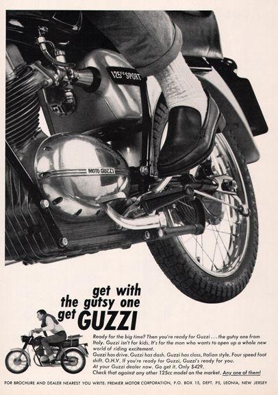 Gutsy Guzzi