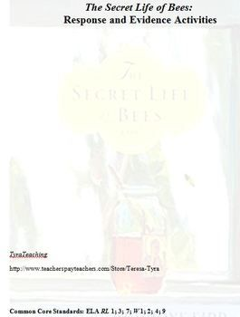 secret life of bees approach paper Get high quality paper in just 3 steps proceed with order english essay on the secret life of bees november 6, 2012.