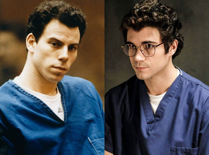 Myko Olivier as Erik Menendez: How Menendez: Blood Brothers' Cast Compares to the Trial's Real-Life Players