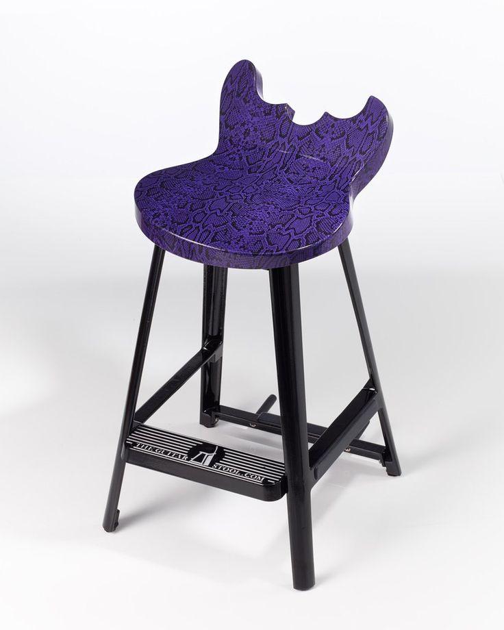 29 best the guitar stool designs images on pinterest guitar guitars and music guitar. Black Bedroom Furniture Sets. Home Design Ideas