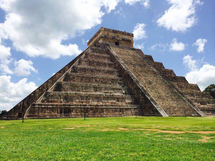 Piramide Chichen Itza