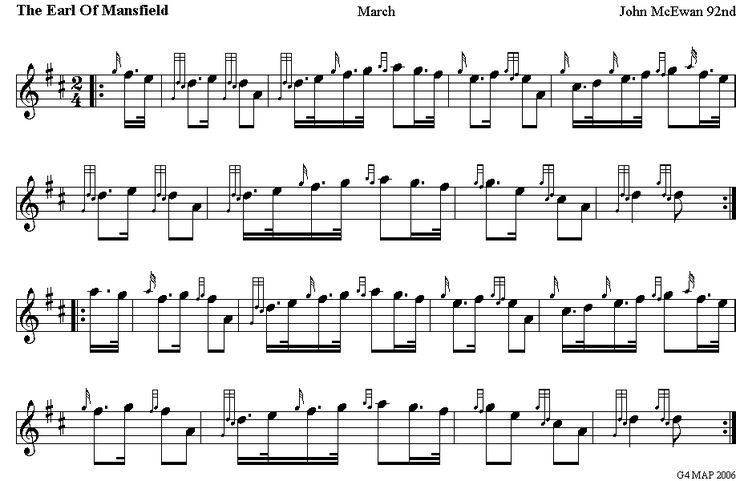 irish bagpipe sheet music pdf