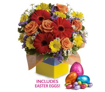 Garden Spectacle Easter Special for flower delivery Australia wide