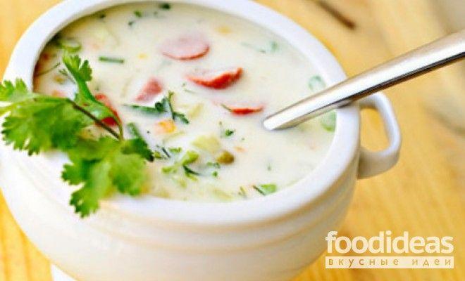 Окрошка на квасе и кефире - рецепт приготовления с фото | FOODideas.info
