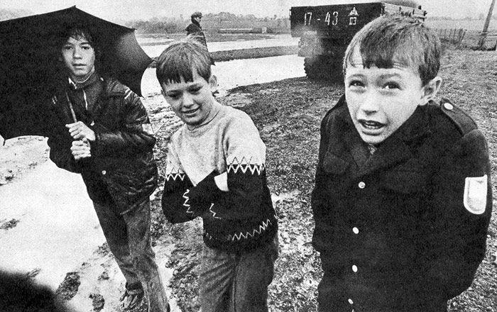 Детство | Геннадий Бодров