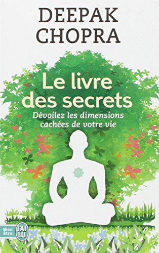 the book of secrets pdf deepak chopra