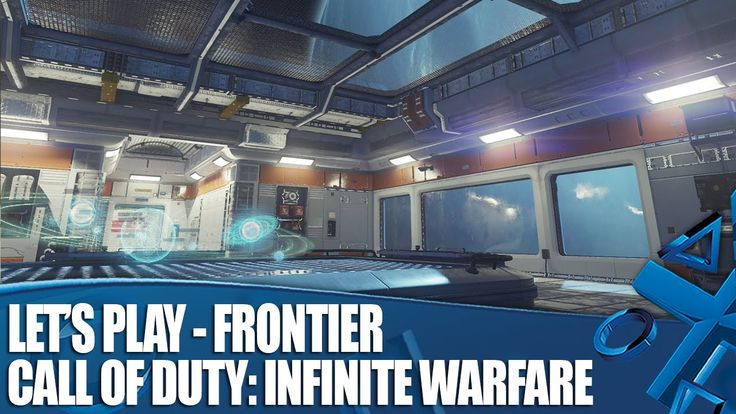 Call Of Duty: Infinite Warfare - Let's Play Frontier on PS4
