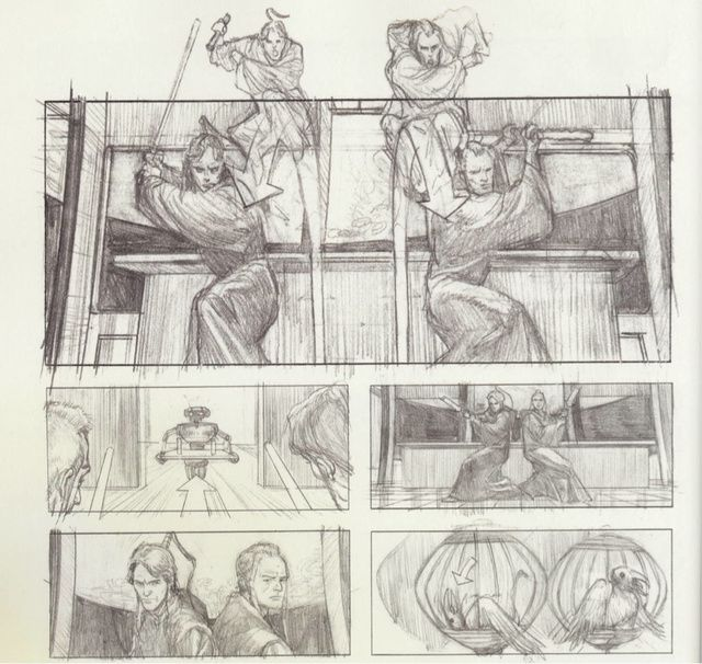 Best Art Storyboarding Images On   Storyboard Comic