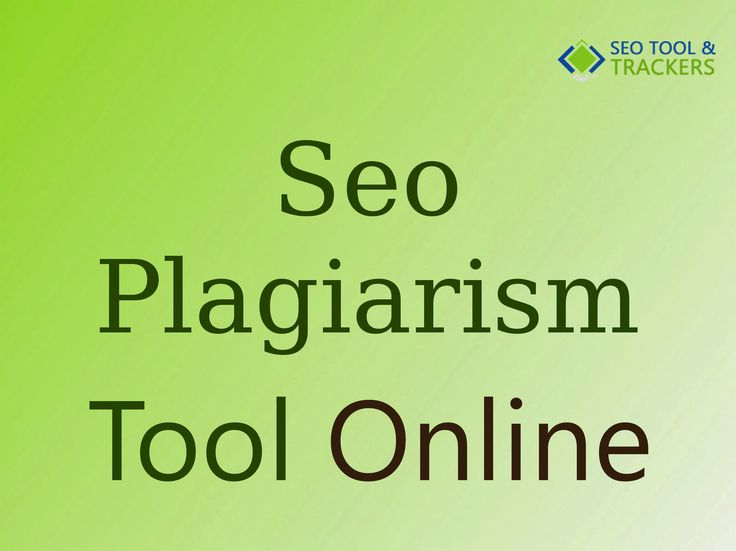 Online Plagiarism SEO Tool _ Use this free online plagiarism checker if you want to check your content whether it is plagiarized or not.