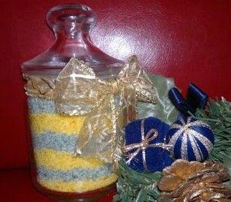 Zöld-sárga+fürdősó+ajándékba