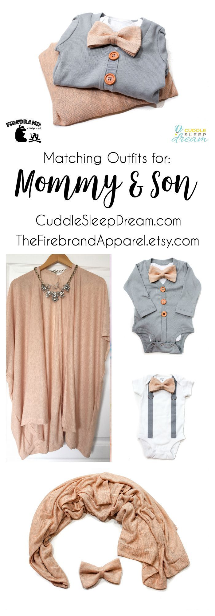 Mommy and Me Son Outfits, Mother & Son Picture Ideas, Baby Boy Mother's Day Outfit, Mother's Day Gift from Baby Boy