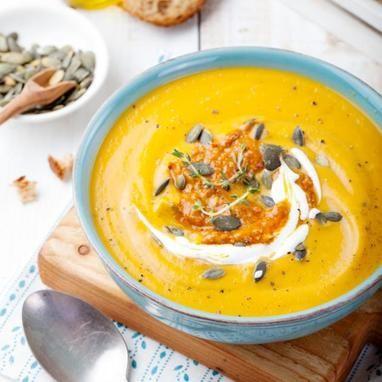 Σούπα βελουτέ με κολοκύθα  - Συνταγές - Tlife.gr