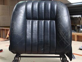 how to restore and clean car leather seat