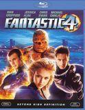 Fantastic 4 [Blu-ray] [Eng/Spa] [2005]