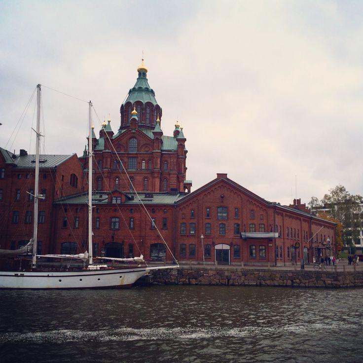 Katajanokka, Finland
