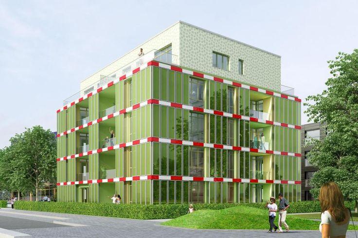 Einzigartig, intelligent und zukunftsweisend: In Hamburg kann das weltweit erste Haus mit einer Fassade aus lebendigen Algen bestaunt werden. Der Clou: Die Algenbioreaktorfassade produziert Energie.