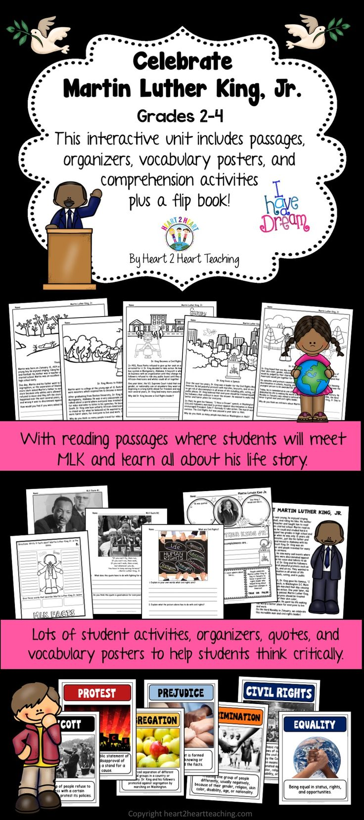 108 best martin luther king day images on pinterest king jr