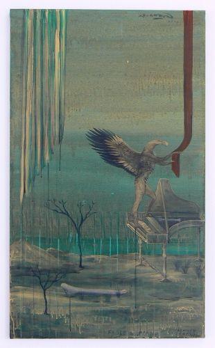 Bill Hammond – Ivan Anthony Gallery