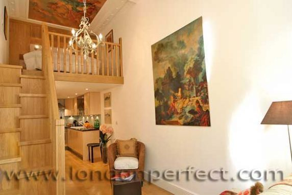 small studio loft apartments | Studio Apartment Rental in South Kensington, London