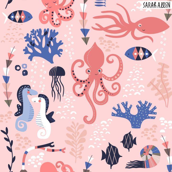 cephalapods | Sarah Allen