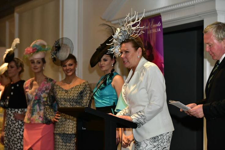 Thoroughbred Events Australia Spring Luncheon - Mama Stylista