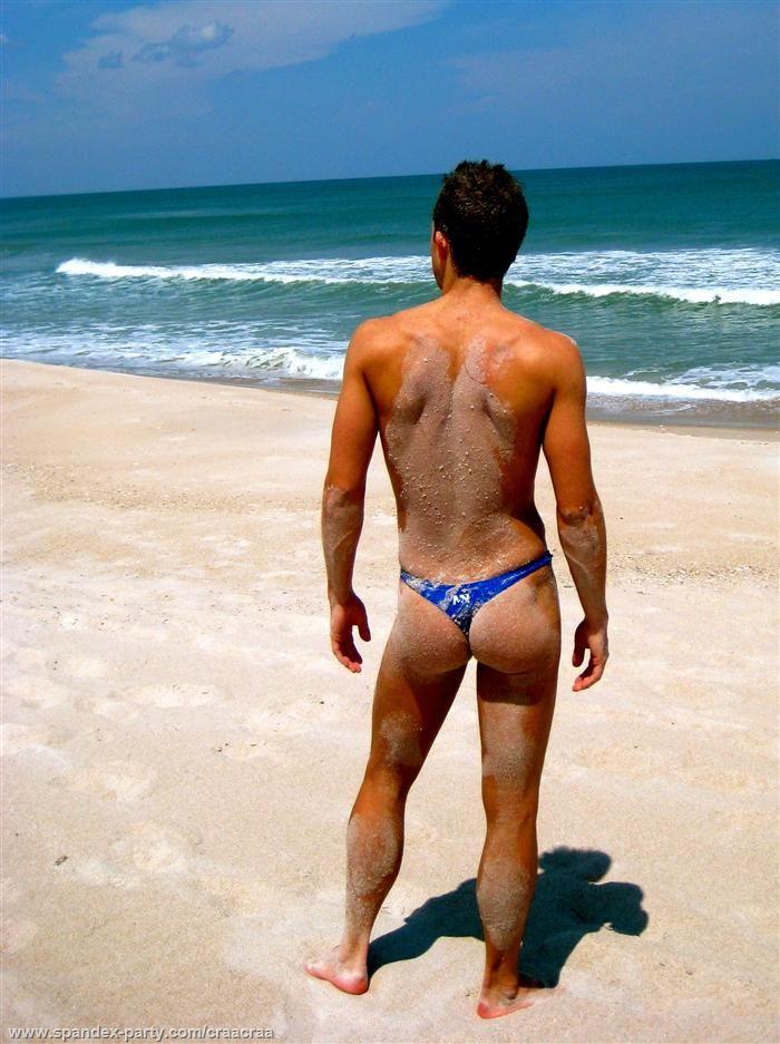 Thong men naked — 1