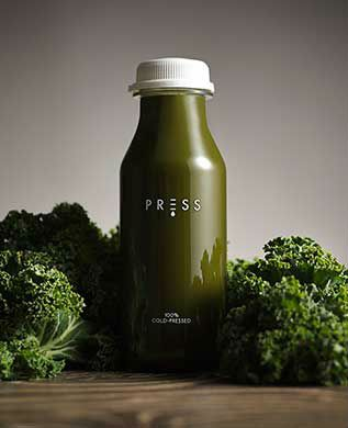 Press London – cold pressed juices