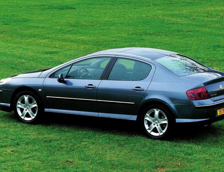 407 Peugeot tuning - http://autotras.com