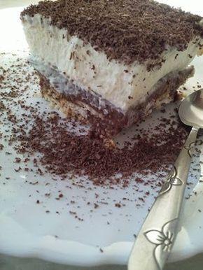 Τούρτα ταψιού με μπισκότο !!! ~ ΜΑΓΕΙΡΙΚΗ ΚΑΙ ΣΥΝΤΑΓΕΣ