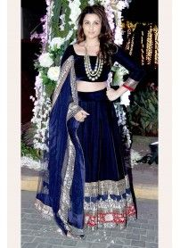 Kmozi New Latest Black Color Lehenga Choli..  http://www.kmozi.com/bollywood-replica/online-shopping-bollywood-actress-lehenga-choli/kmozi-new-latest-black-color-lehenga-choli-1303