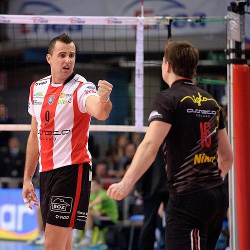 Georg Grozer Resovia Rzeszow Fot. Mariusz Pałczyński / http://www.facebook.com/MariuszPalczynskiPhotography