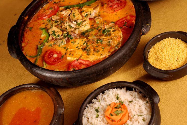 BRAZIL / Fish in Coconut Soup / Peixada / http://www.whichmeal.com/brazil/dishes/Fish-in-Coconut-Soup-126/