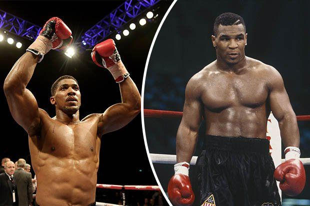 Spate Post- Online Newspaper for Celebrity News, Politics and more: Mike Tyson Gives Anthony Joshua a Warning, Valuabl...