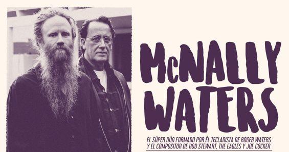 http://ift.tt/2kTW6MB http://ift.tt/2l6Pplv  El dúo formado por Harry Waters hijo y director de la banda del genio creativo de Pink Floyd Roger Waters y Larry McNally guitarrista y compositor de grandes hits para artistas como Rod Stewart Joe Cocker Chaka Khan Bonnie Rait The Egles llega a la Argentina para brindar tres conciertos memorables. Serán los días 3  4 y 5 de marzo en La Plata Capital Federal y Morón respectivamente. La banda está conformada también por los talentos argentinos…