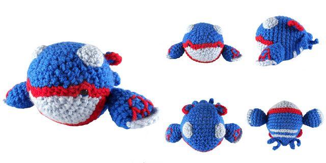7 Best Crochet Pokemon Patterns Images On Pinterest Amigurumi