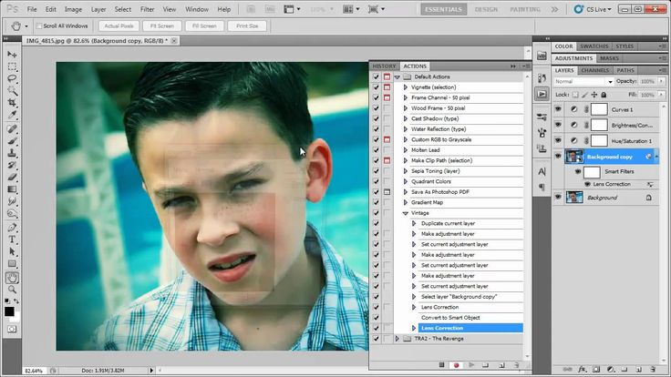 how to make a stop motion video in photoshop cs5
