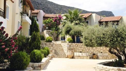Amfitriti Hotel & Apartments £412, Rhodes.  Near beach and town, lovely hotel