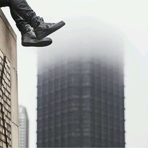 they understood what it was like to sit high above the filthy streets and still feel messed up