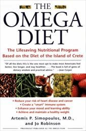 Image of The Omega Diet: The Lifesaving Nutritional Program Based on the Diet of the Island of Crete