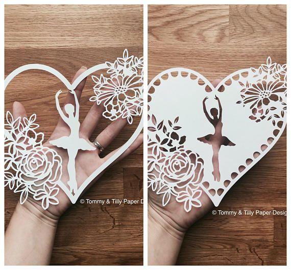 Ballerina im Herz