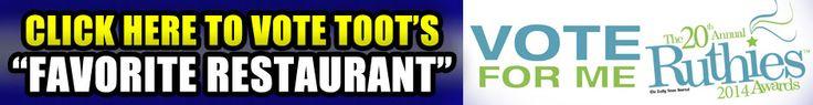 Toot's Restaurants - Good Food and Fun - Murfreesboro, TN - Smyrna, TN - Bowling Green, KY - Loveland, OH