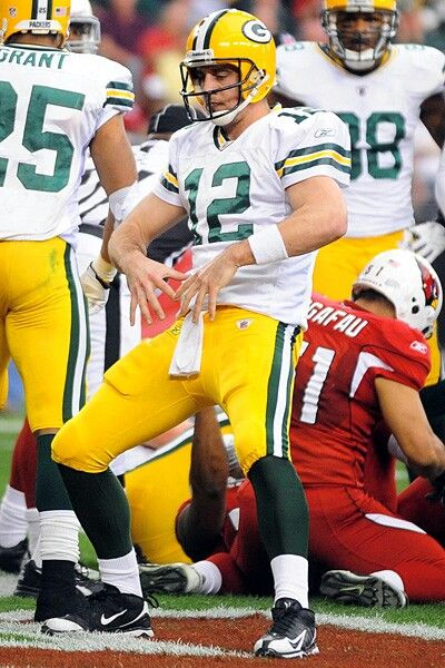 Aaron Rodgers - discount double check!