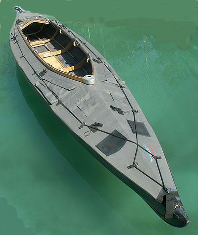 Replacement skins - Klepper Blauwal 4, Klepper T8 - Wayland Folding Kayaks UK