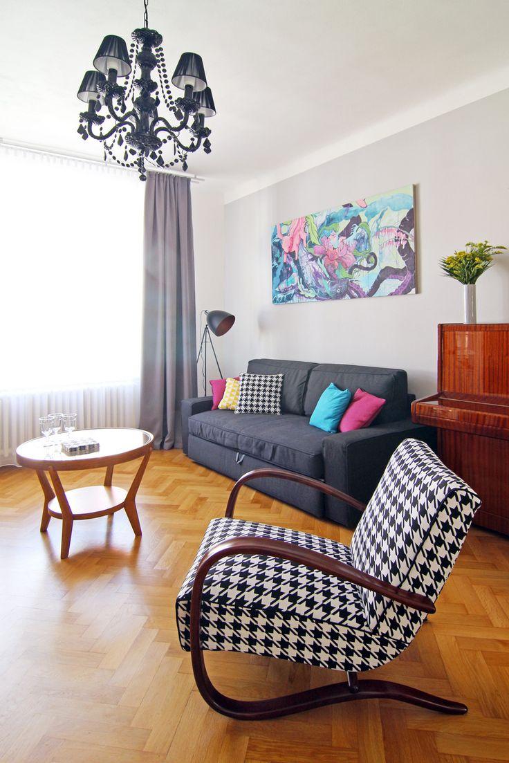 studio29, Barevný byt na Žižkově – foto © archiv autorky