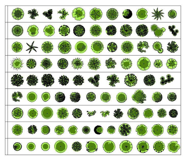 CADBlocks_treesplan_colour_collection1.jpg 960×827 pixels