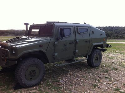URO VAMTAC S3, Made in Spain