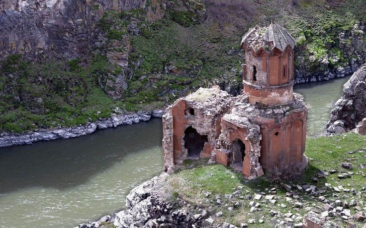Ruined Churches of Ani Info