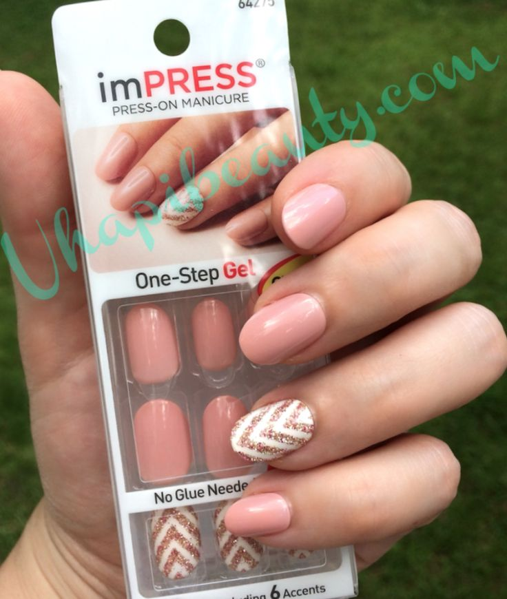 Kiss Impress manicure review  Nails in 2019  Impress